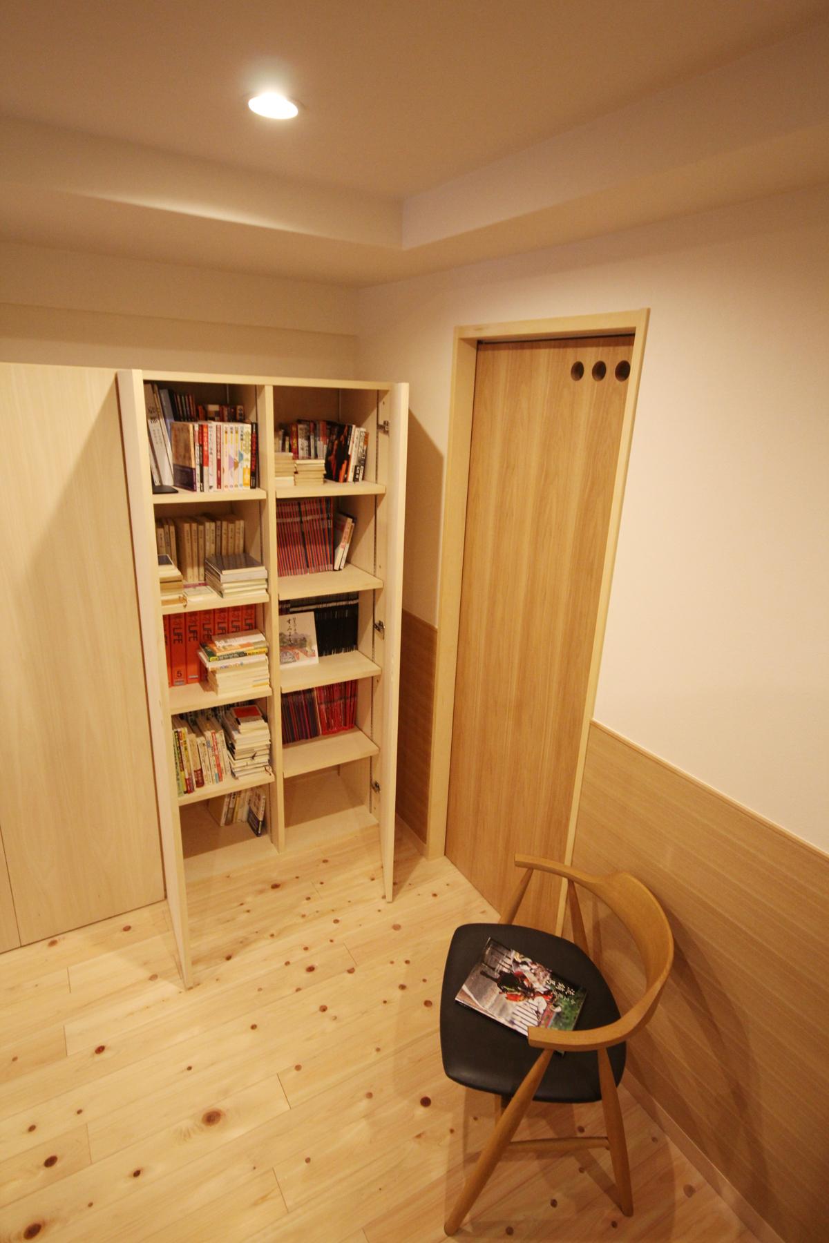 本棚ROOM【完成物件】